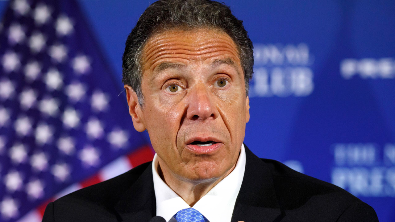 New York legislators move to strip Andrew Cuomo of emergency powers amid sexual harassment scandal