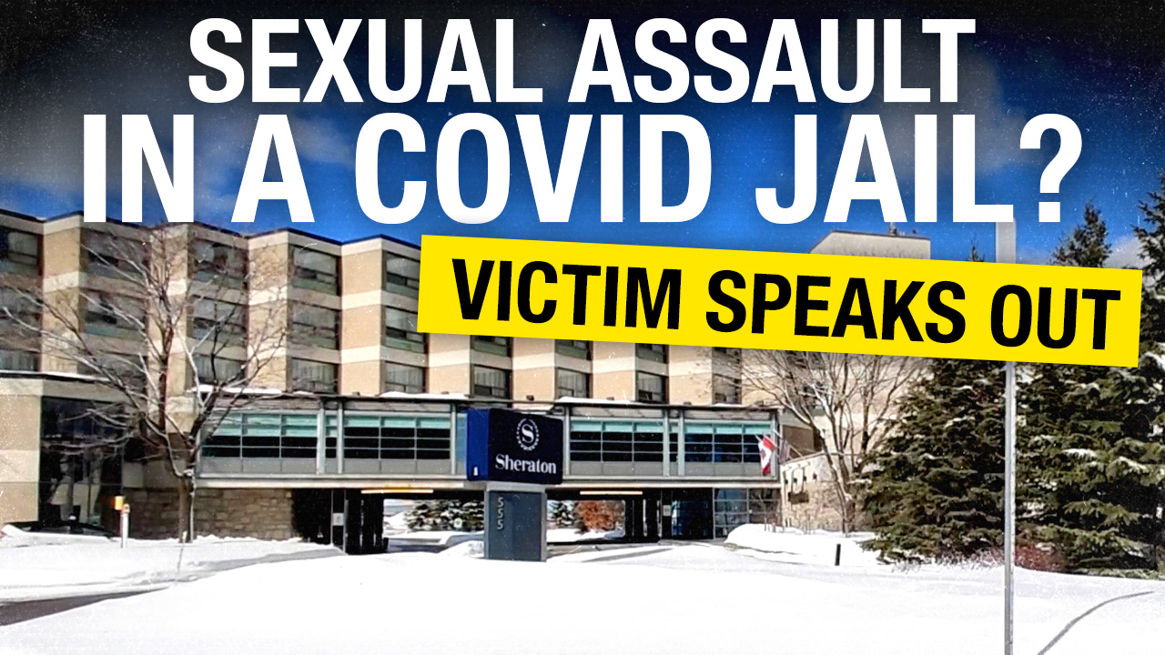 Victim of alleged sexual assault details nightmare experience at COVID jail