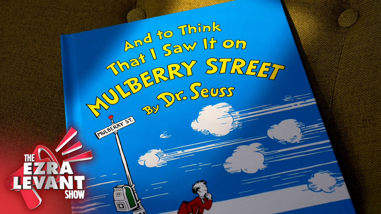 Cancel culture comes for Dr. Seuss (I wish I were kidding)