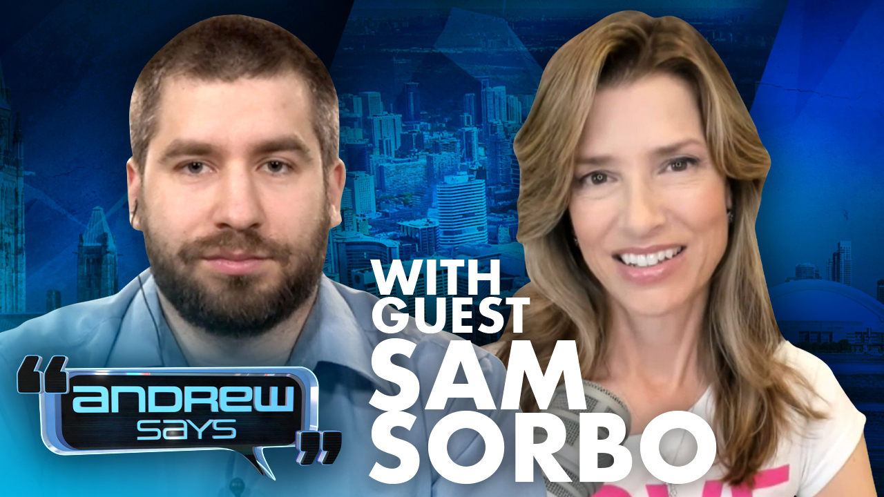 """""""You're Sacrificing Your Children"""": Sam Sorbo on Lockdowns, Homeschooling and Public School Indoctrination"""