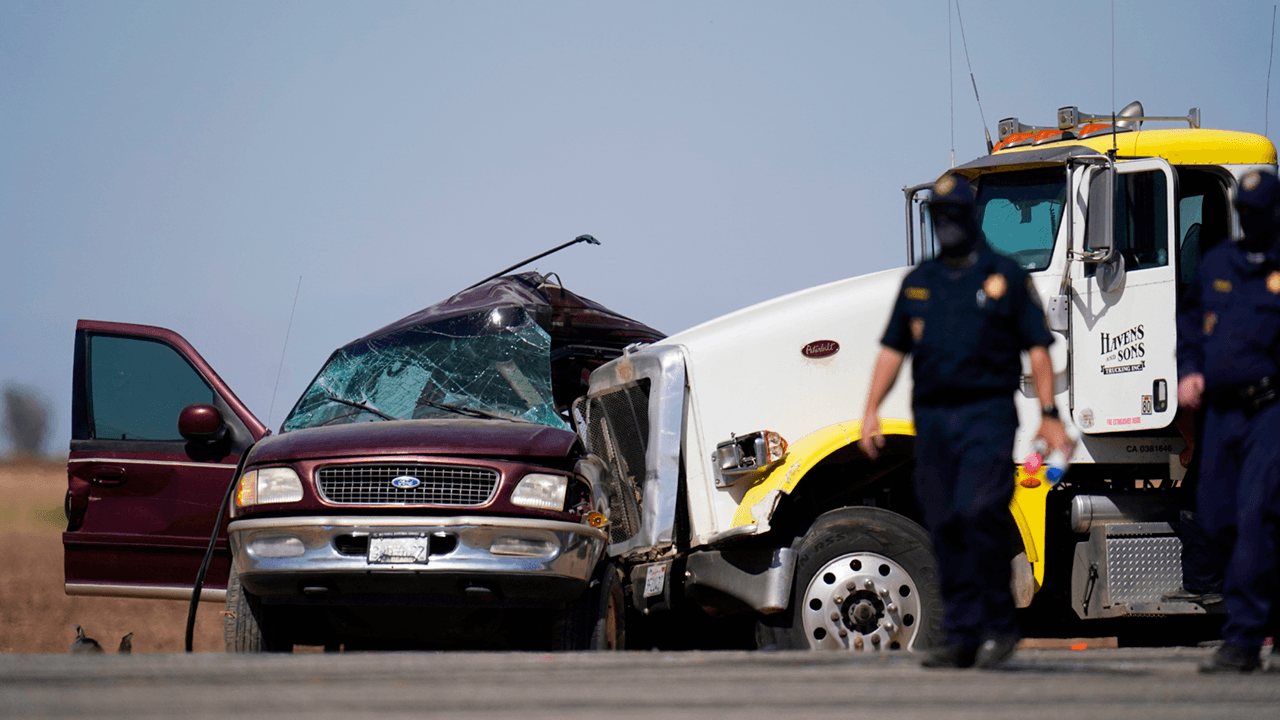 Second accident took place after mass casualty event along Mexico border, ICE says