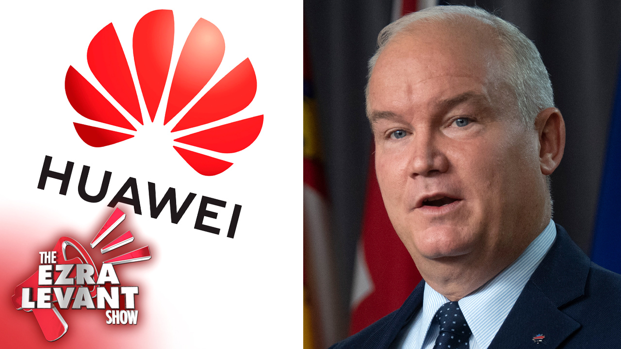 Erin O'Toole hires ex-Huawei VP to run Conservative Party strategy
