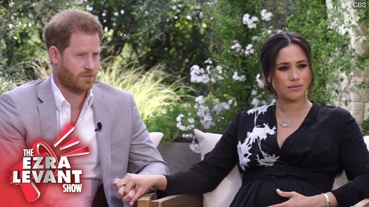 Grifters Meghan Markle and Prince Harry Are Back!