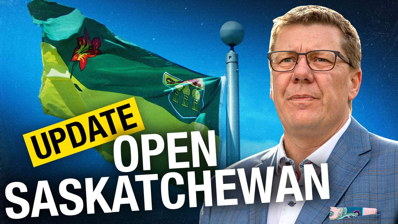 Can lockdowns be defeated legally? We're going to find out in Saskatchewan