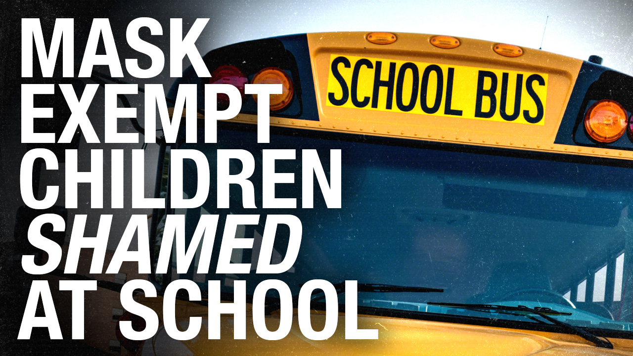 Elementary school principal overrules doctor, demands child wear mask
