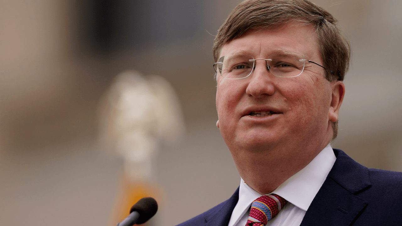 Mississippi governor signs bill barring biological males from girls' sports