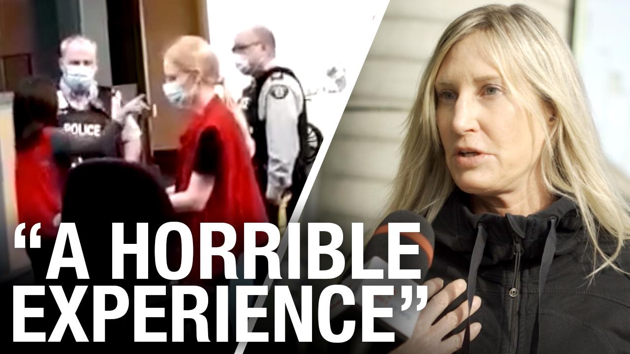 B.C. woman refuses quarantine hotel, lands $3,500 fine