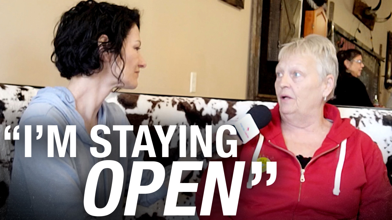 """""""I'm afraid"""": Tipsy Cow targeted by Alberta Health Services for staying open"""