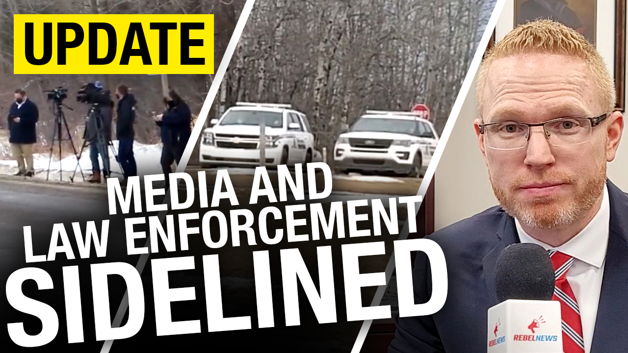 Mainstream media film from the ditch at jailed pastor's GraceLife Church