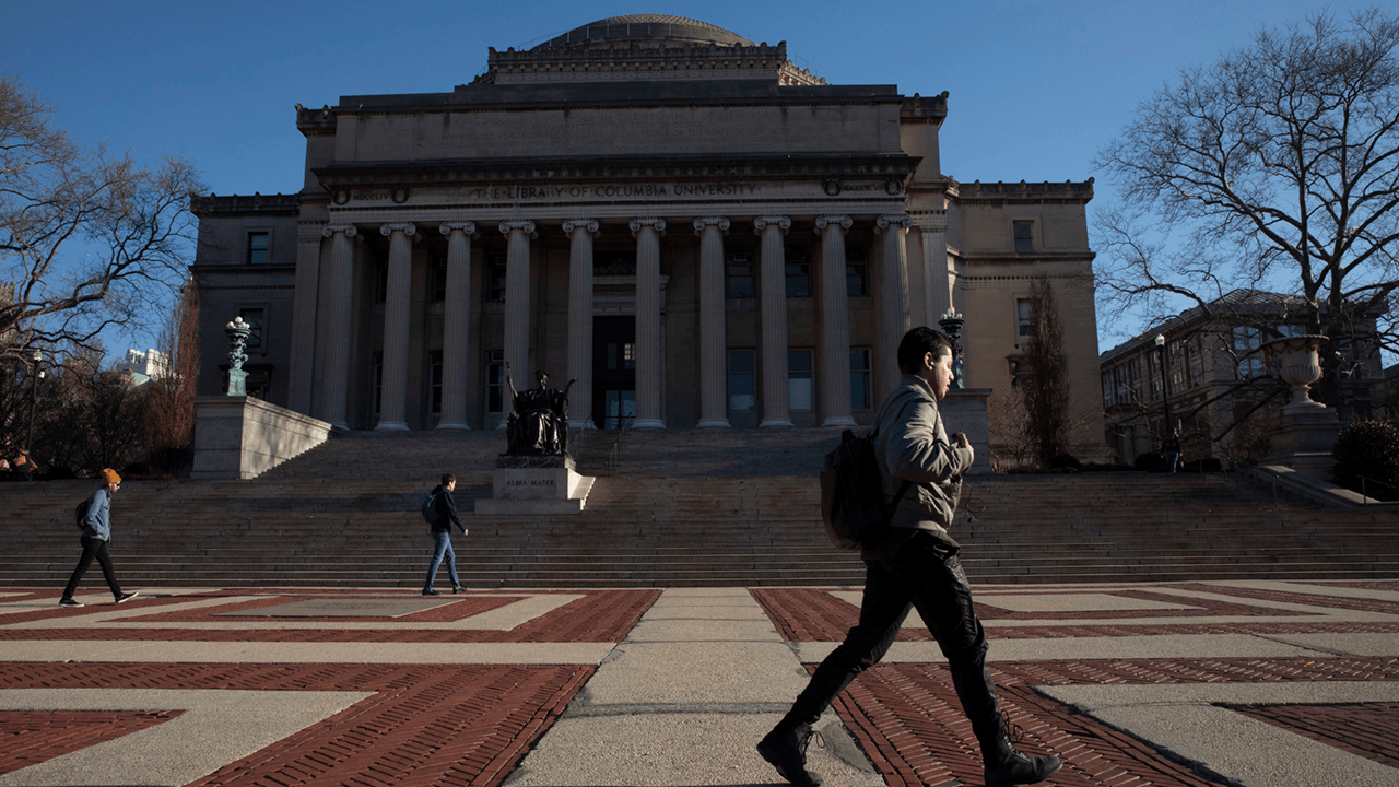Columbia University offering separate graduations for students based on race, sexuality, income level
