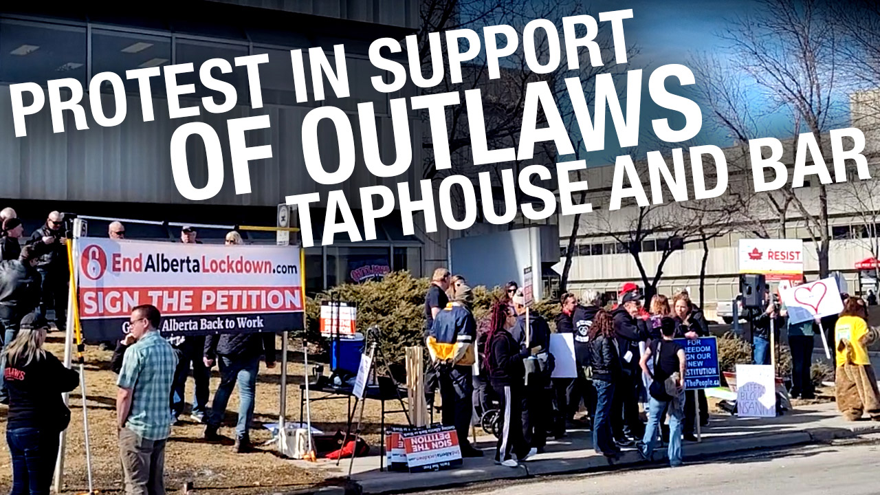 UPDATE: Alberta gov't pulls liquor license from Outlaws Taphouse