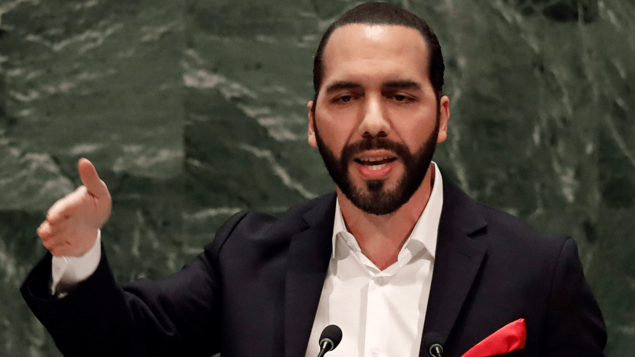"""""""It's bad for both of us"""": El Salvador president criticizes high level of immigration from Latin America to U.S."""