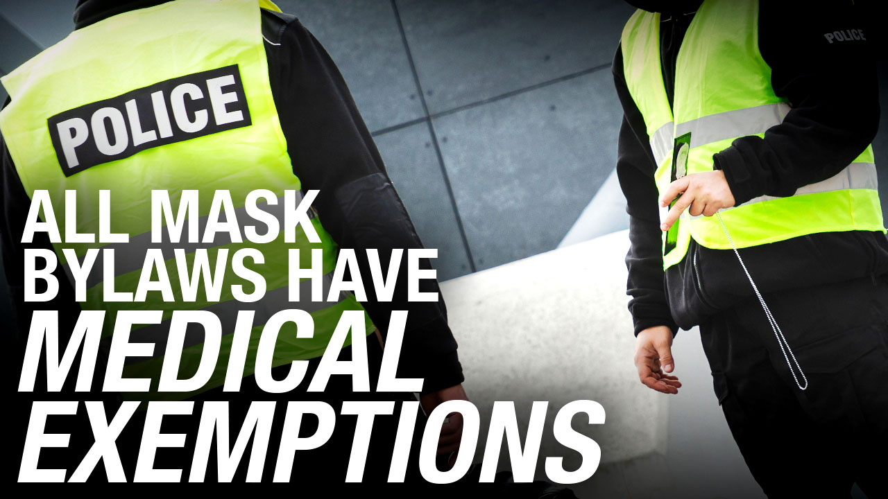 How to File a Mask Exemption Humans Rights Complaint in Canada through UnMask.ca