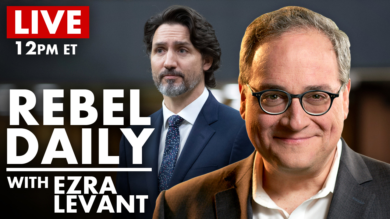 DAILY | Spying on Citizens! Trudeau funds US report on Rebel News