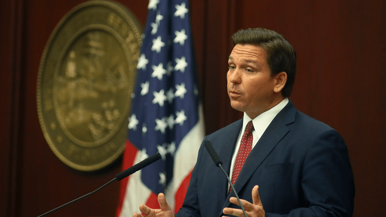 No room in Florida classrooms for critical race theory, DeSantis says