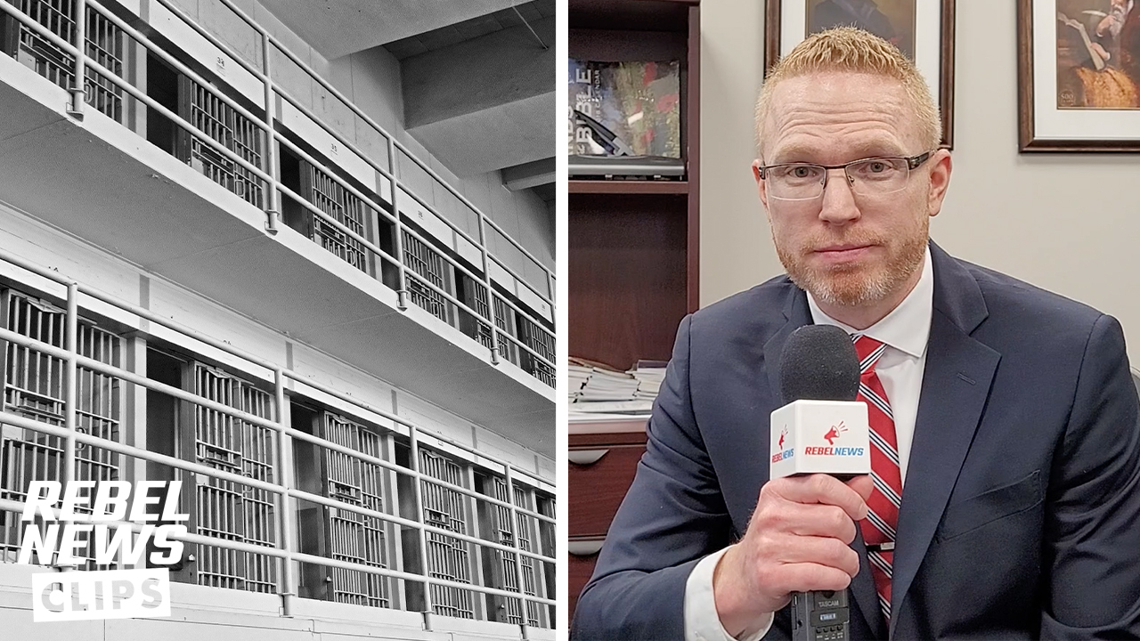 Pastor James Coates was jailed for trying to maintain normalcy during abnormal times