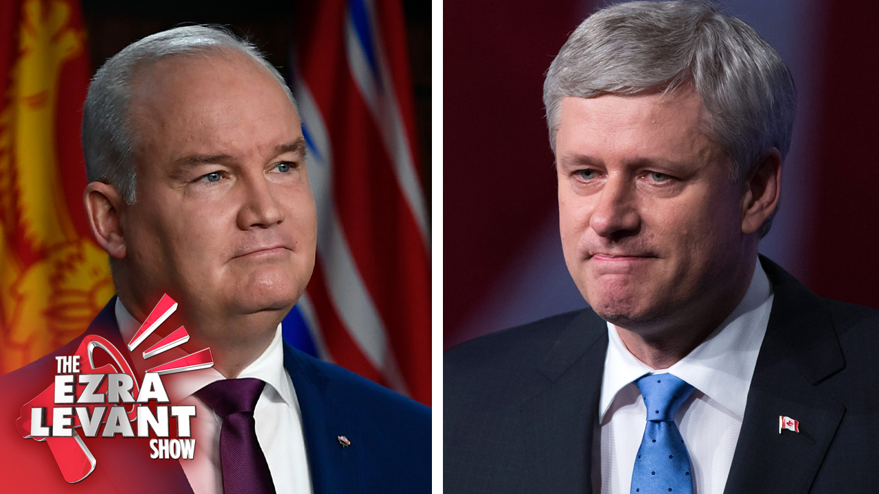 If Erin O'Toole loses against Trudeau — Bring back Stephen Harper!