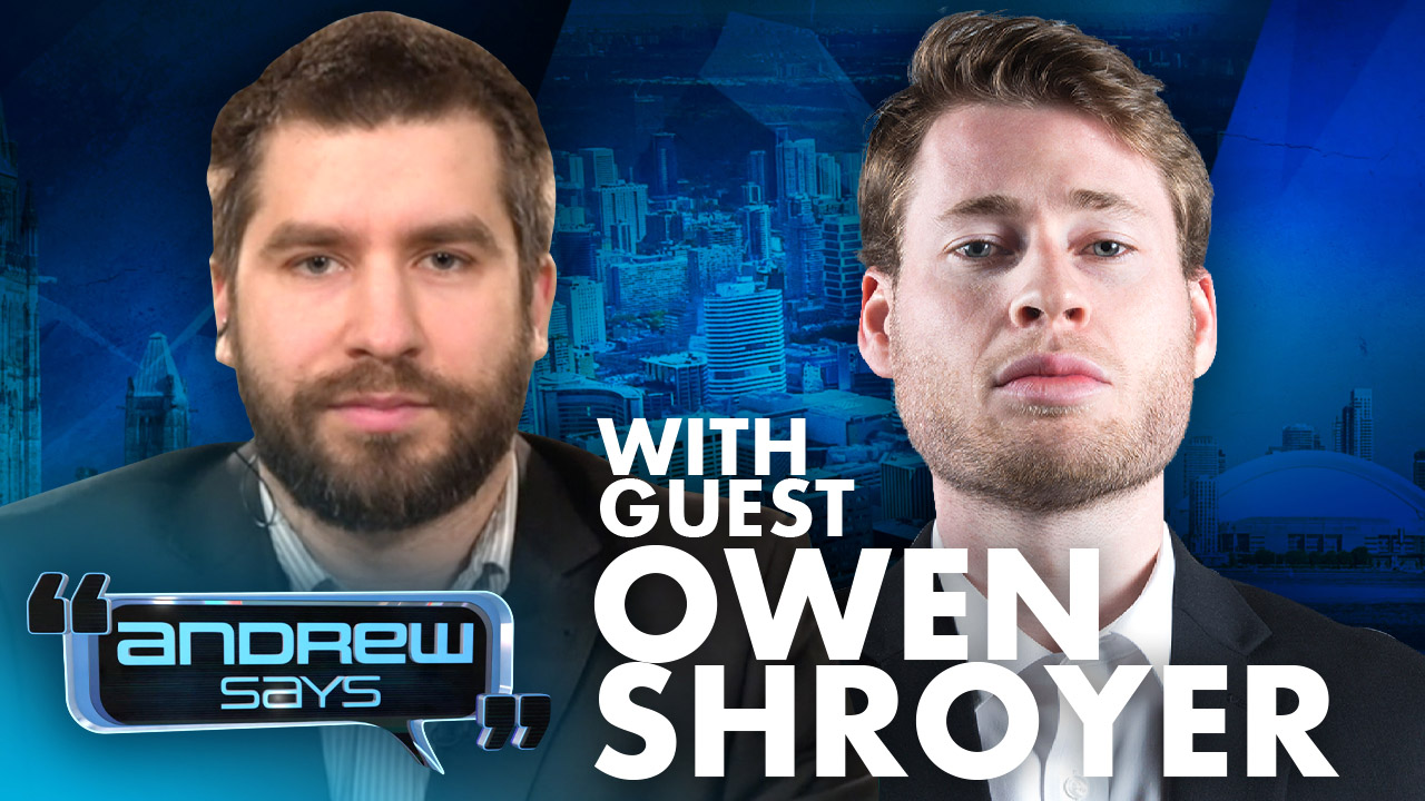 """We Need to Save the Republic Soon"": InfoWars' Owen Shroyer"