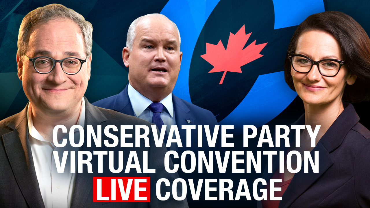 2021 Conservative Policy Convention Watch Party