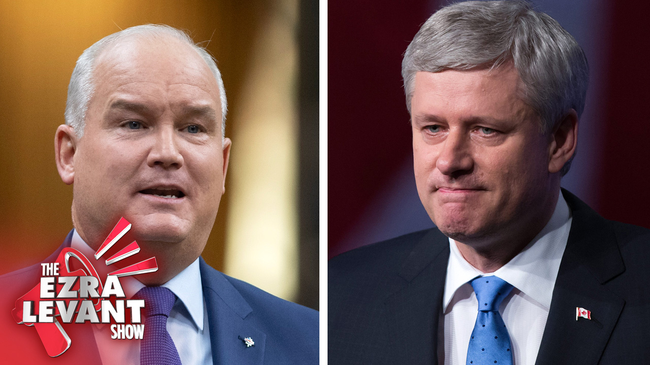 If O'Toole loses, is it time to bring back Stephen Harper?