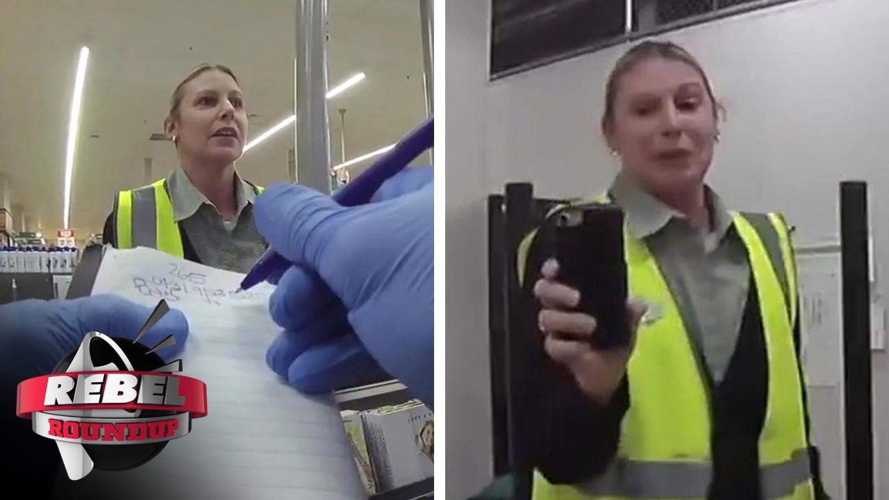 Bodycam shaming? Aussie cop gets rude with mask-exempt senior