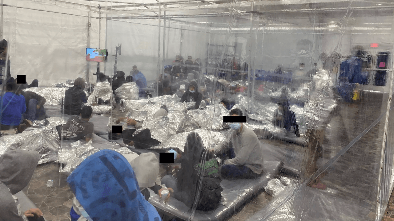 New photos show overcrowding at border detention facilities, migrants being released into U.S. without court dates