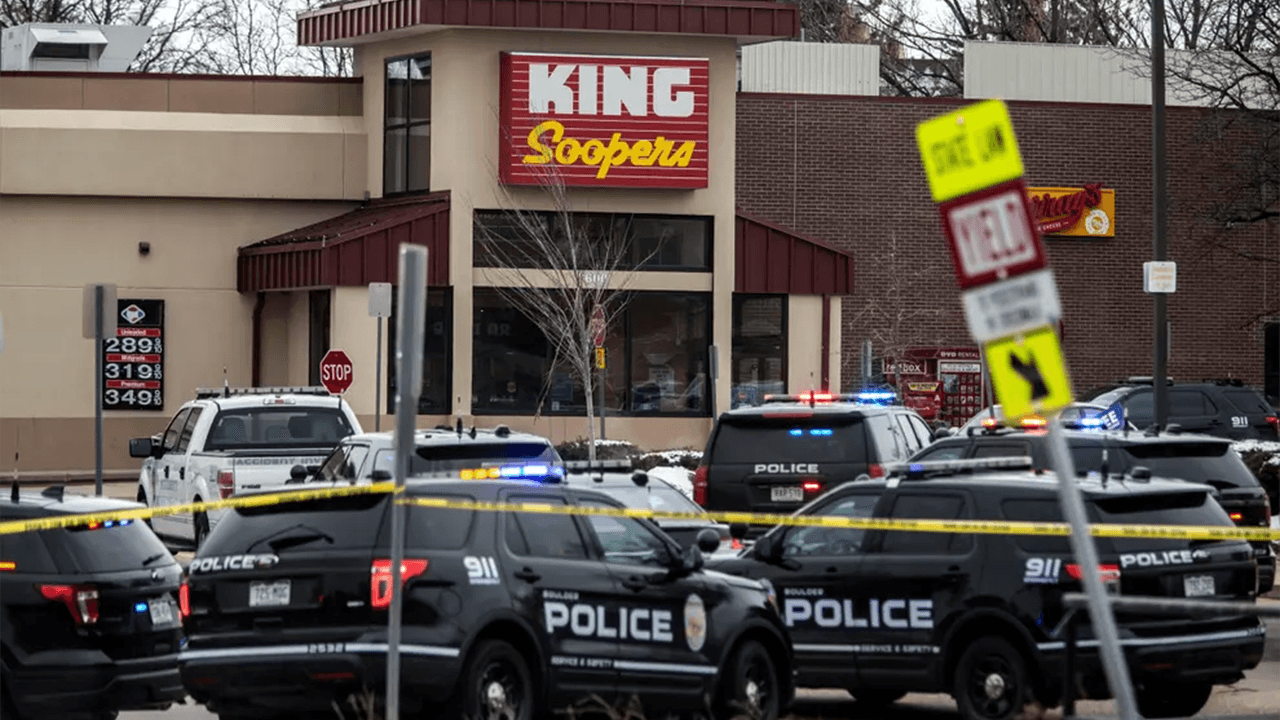 10 people killed in shooting at Colorado supermarket