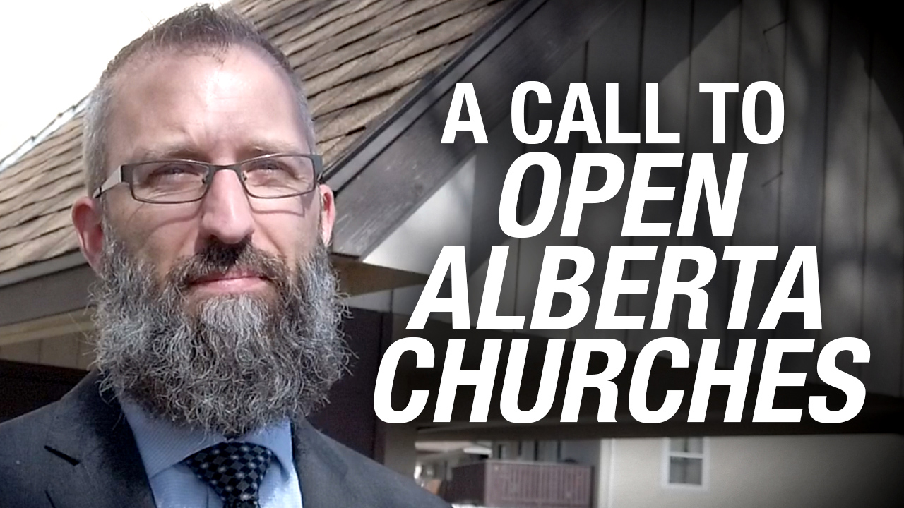 Fairview Baptist pastor pushes for Alberta churches to reopen by Easter