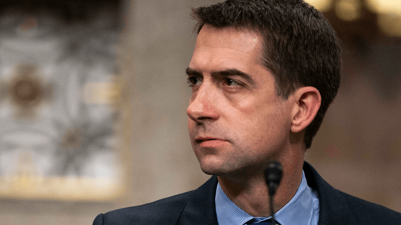 Tom Cotton introduces bill to ban critical race theory from U.S. military