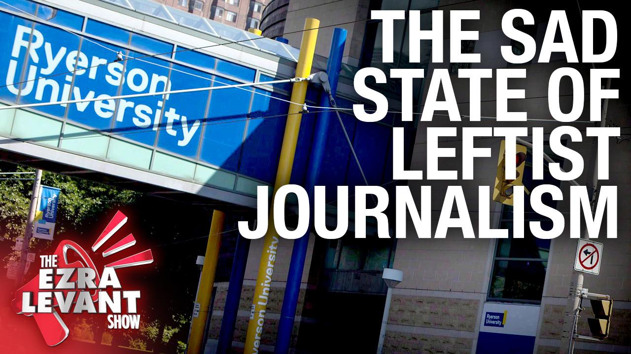 """Unsafe"" for BIPOC, LGBTQ2IA+? Ryerson School of Journalism Goes Woke"
