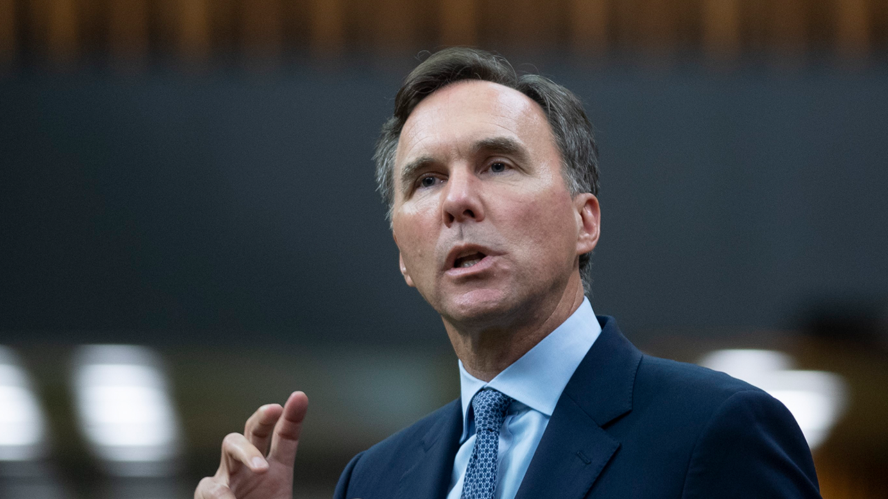 "DOCS: Feds spent at least $11k on Bill Morneau's OECD campaign, ""not possible"" to provide full cost"