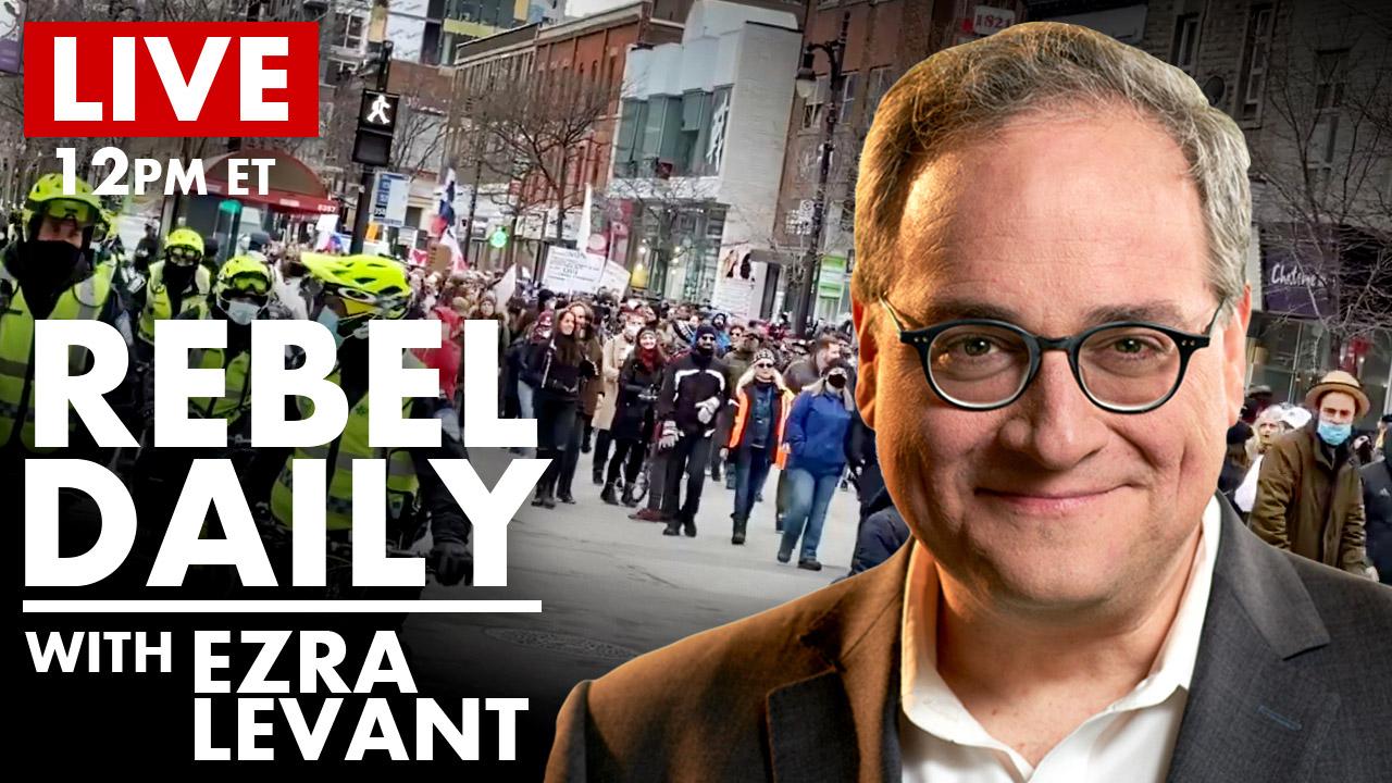 DAILY | Montreal Cops VS Children, CBC Writes Up Rebel