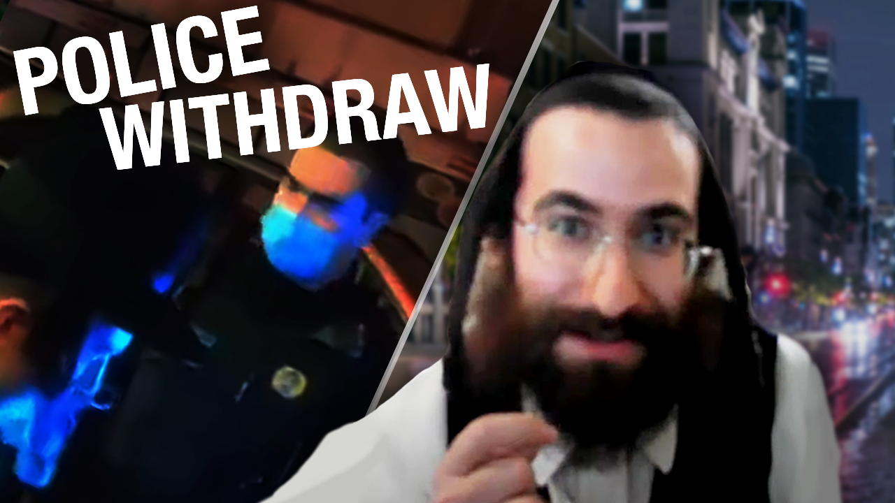 VICTORY: COVID charges against Orthodox Jewish man caught in Montreal's synagogue sweep dropped