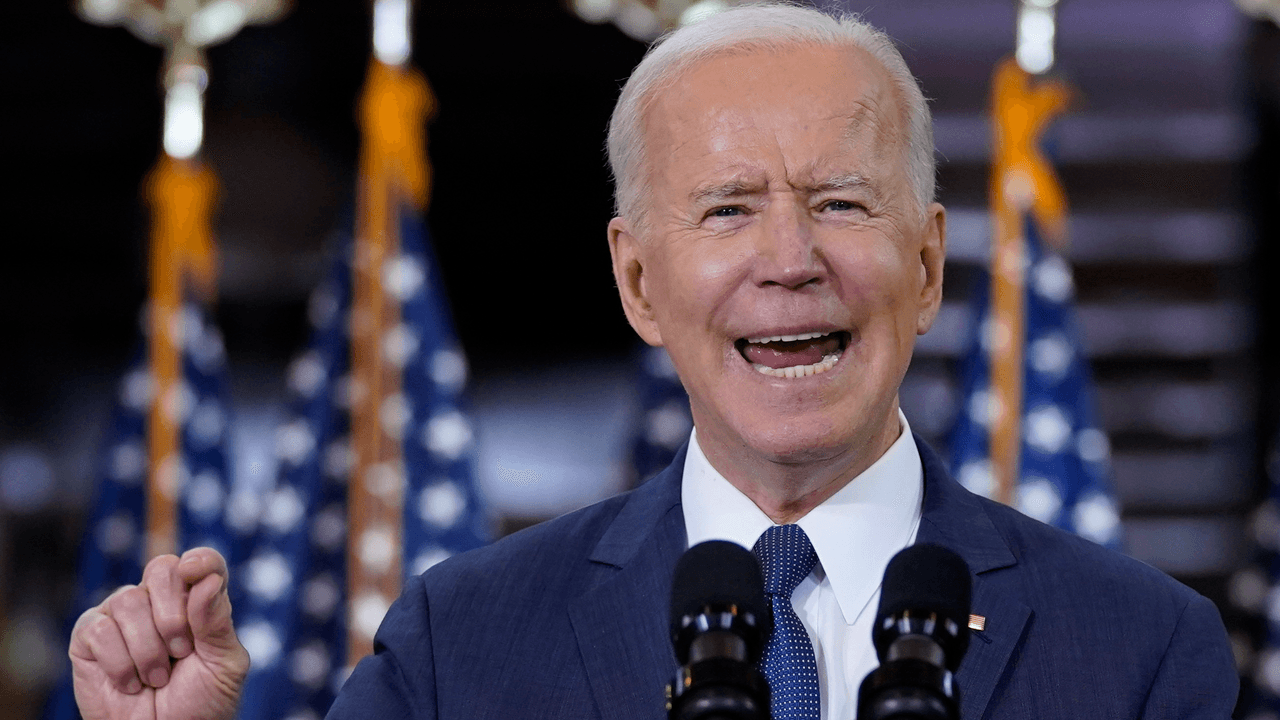 "Biden calls new $2 trillion infrastructure plan a ""once in a generation"" investment"