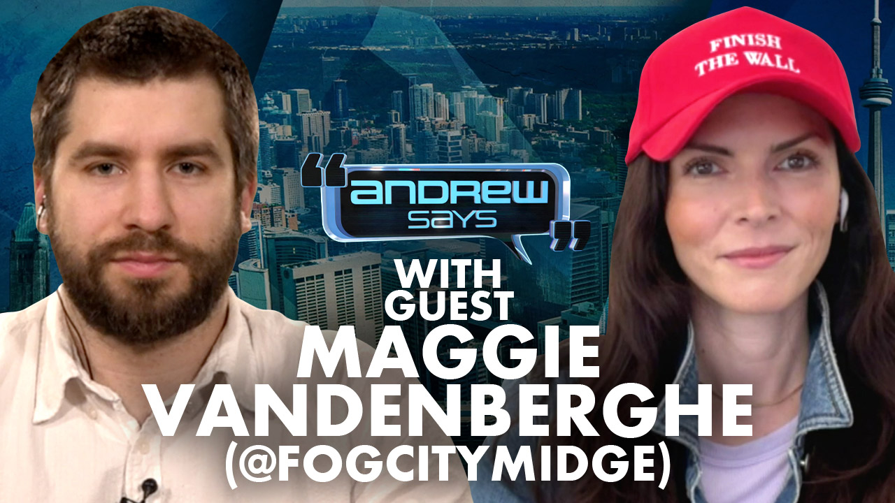 Conservatives deserve better representation | Fog City Midge (Maggie VandenBerghe) Andrew Says #17