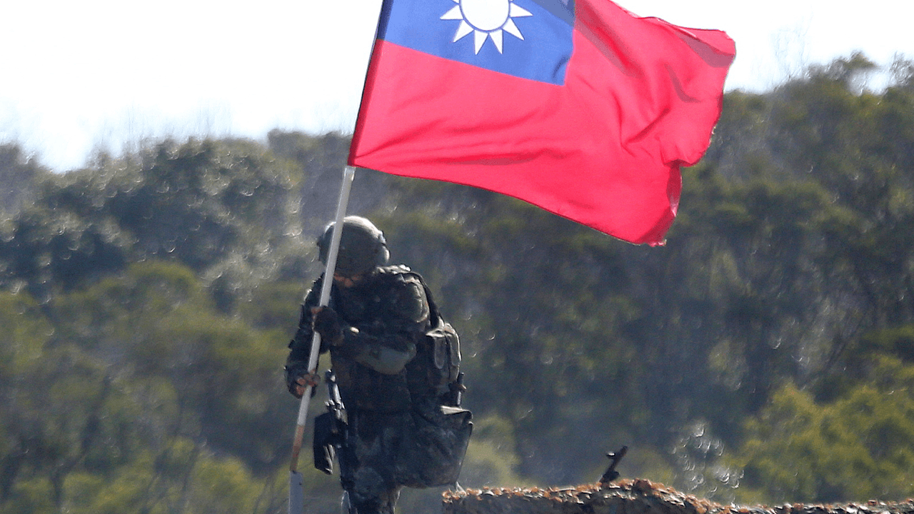 "Taiwan will not back down over Chinese airspace invasions: ""If we need to open fire, we open fire"""