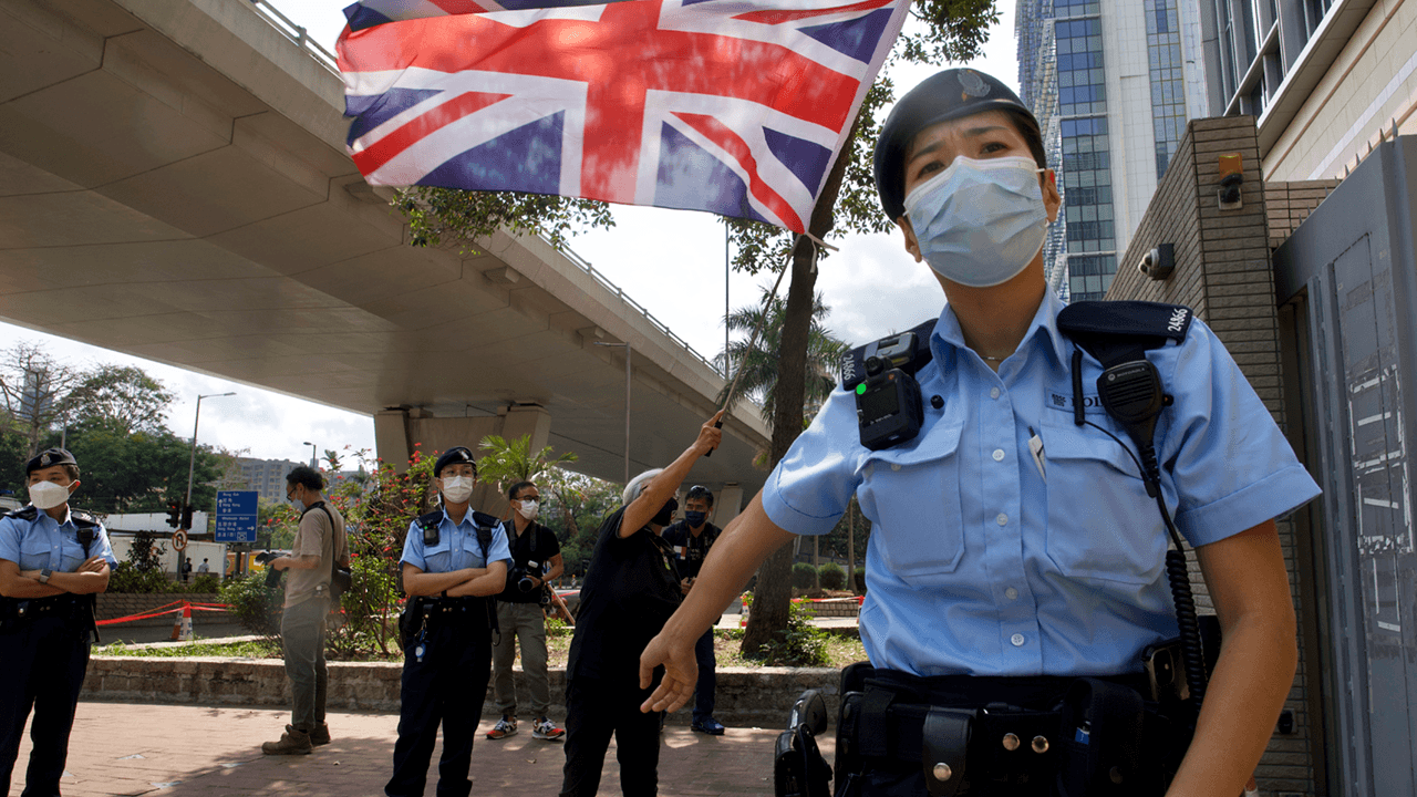 U.K. will support Hong Kongers seeking asylum with access to housing, schools, jobs