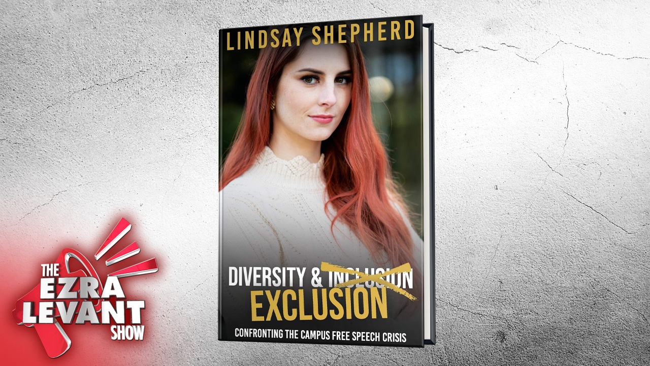 """Diversity and Exclusion"": Lindsay Shepherd talks ideological conformity & her new book"