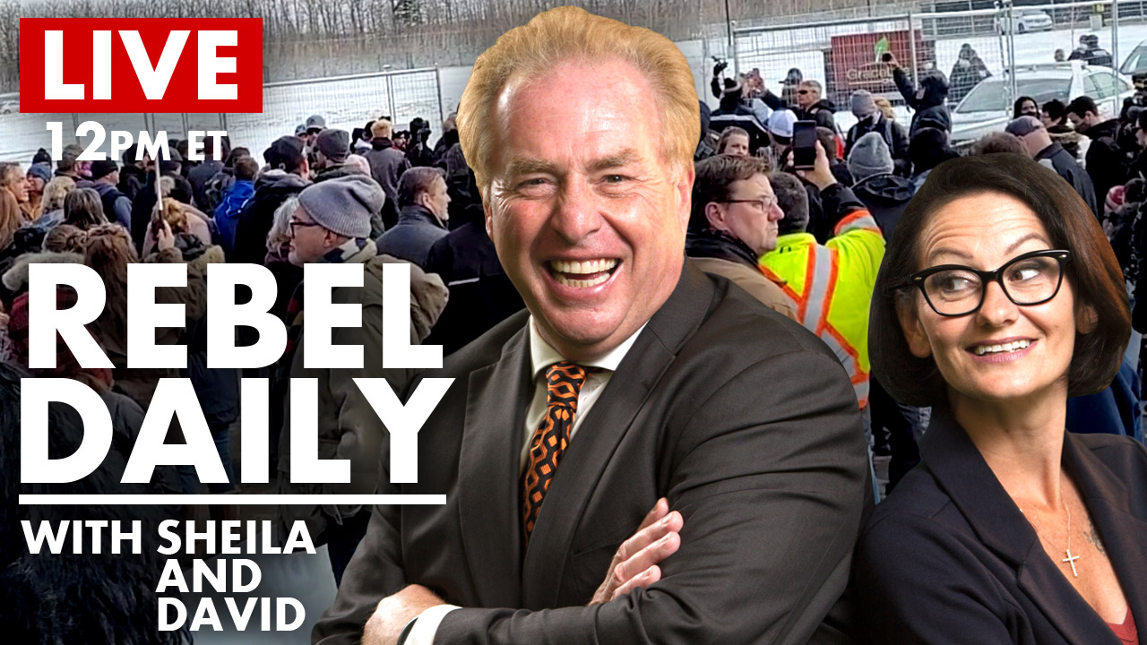 DAILY | GraceLife: Who pulled down the RCMP fence?