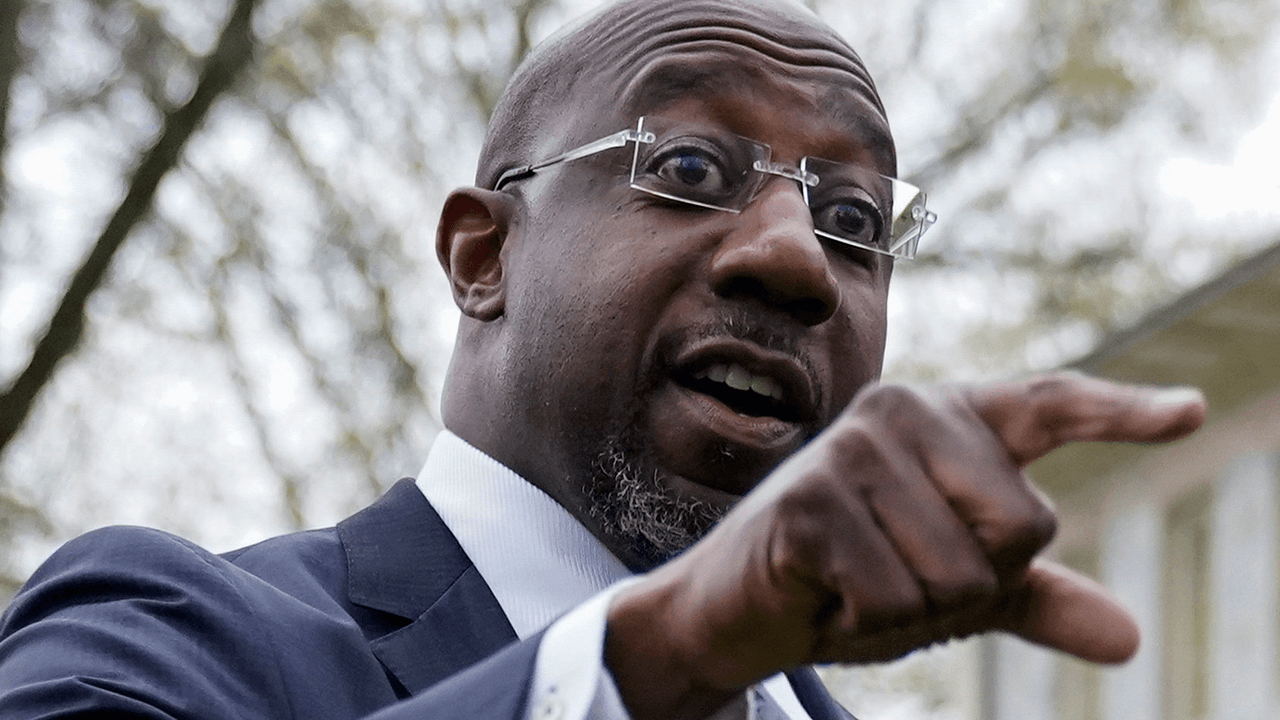 Raphael Warnock admits that email he signed about Georgia voting law contained false information