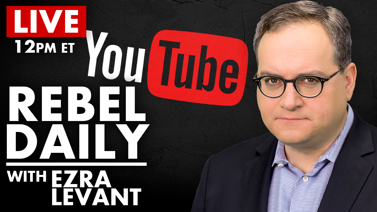 DAILY | YouTube SUSPENDED Rebel News!
