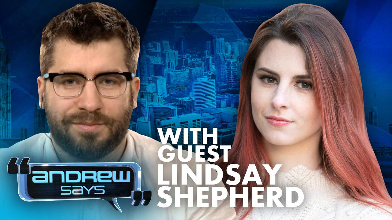 Lindsay Shepherd on Andrew Says