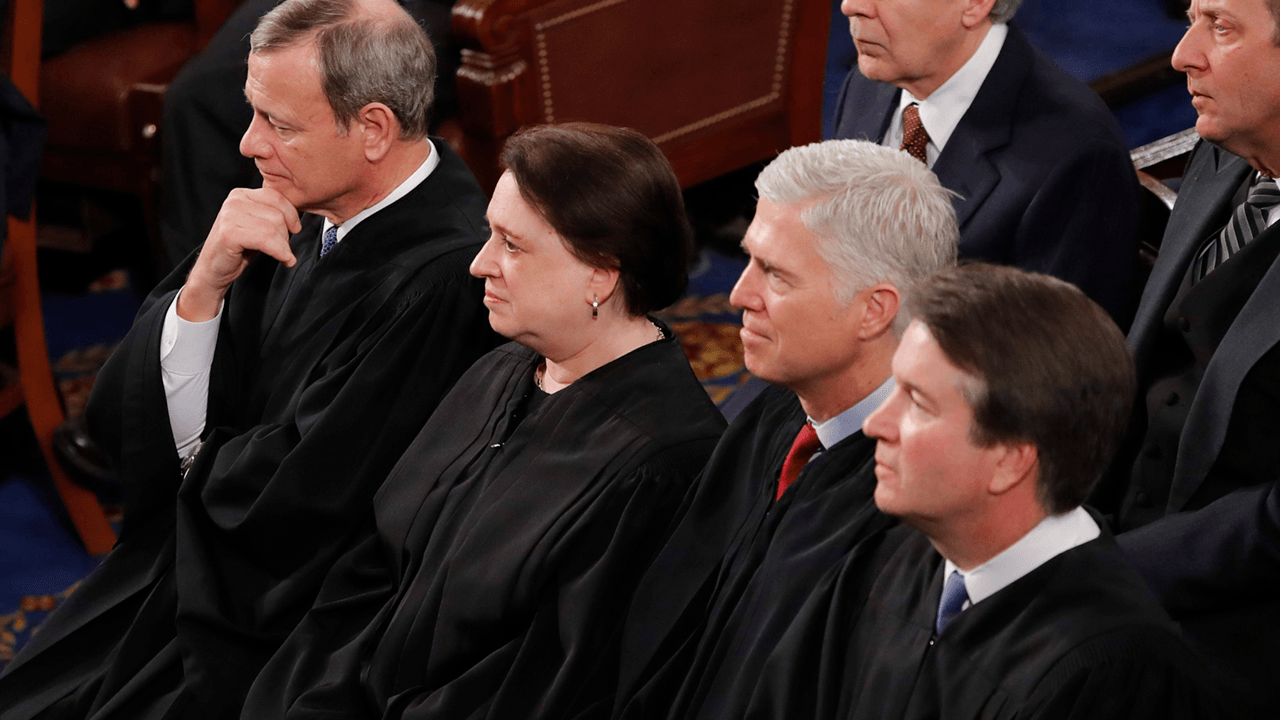 Democrats introduce court-packing bill to add four justices to Supreme Court