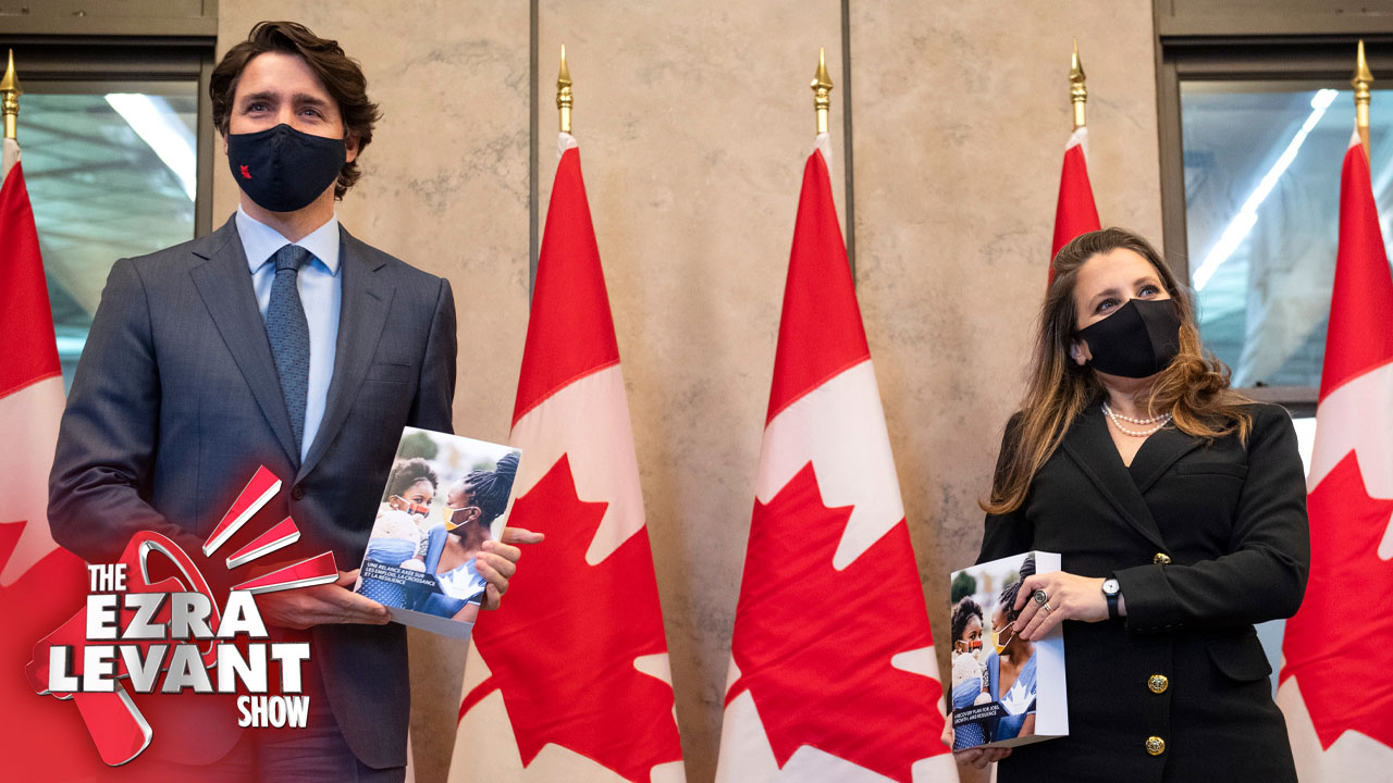 Justin Trudeau brings in the worst budget in Canadian history