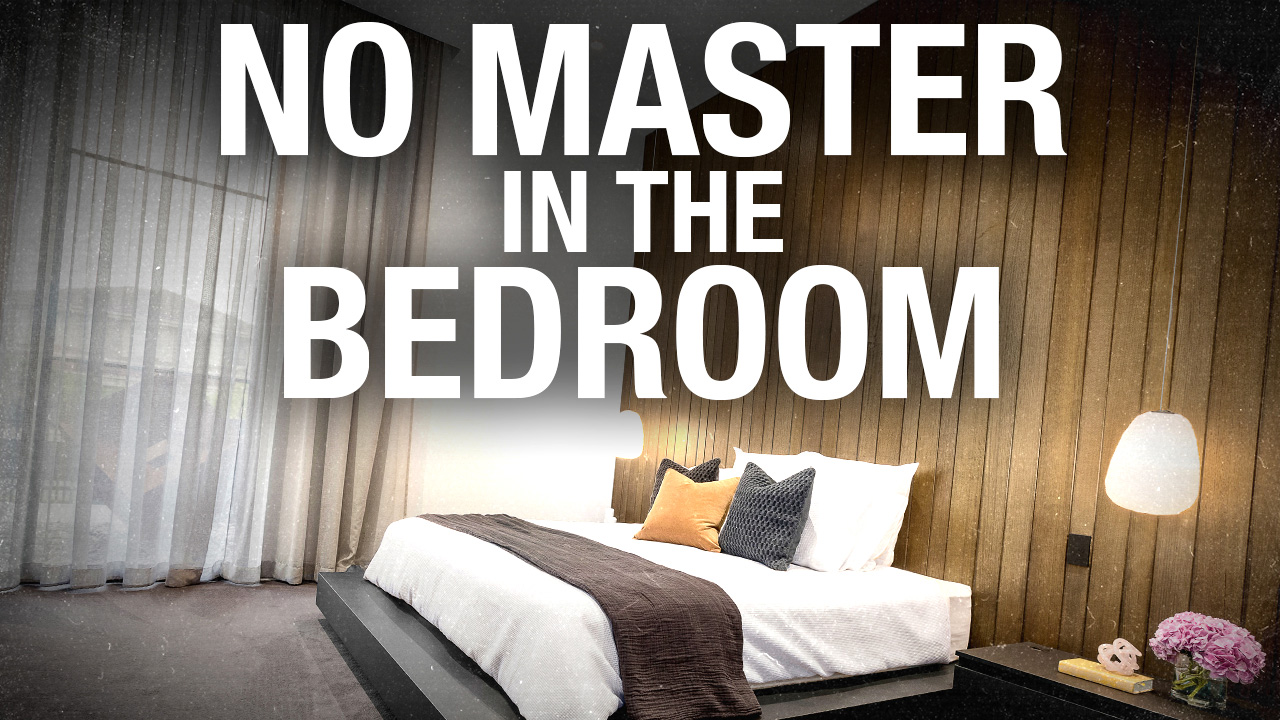 "Toronto real estate board bans the term ""master bedroom"""