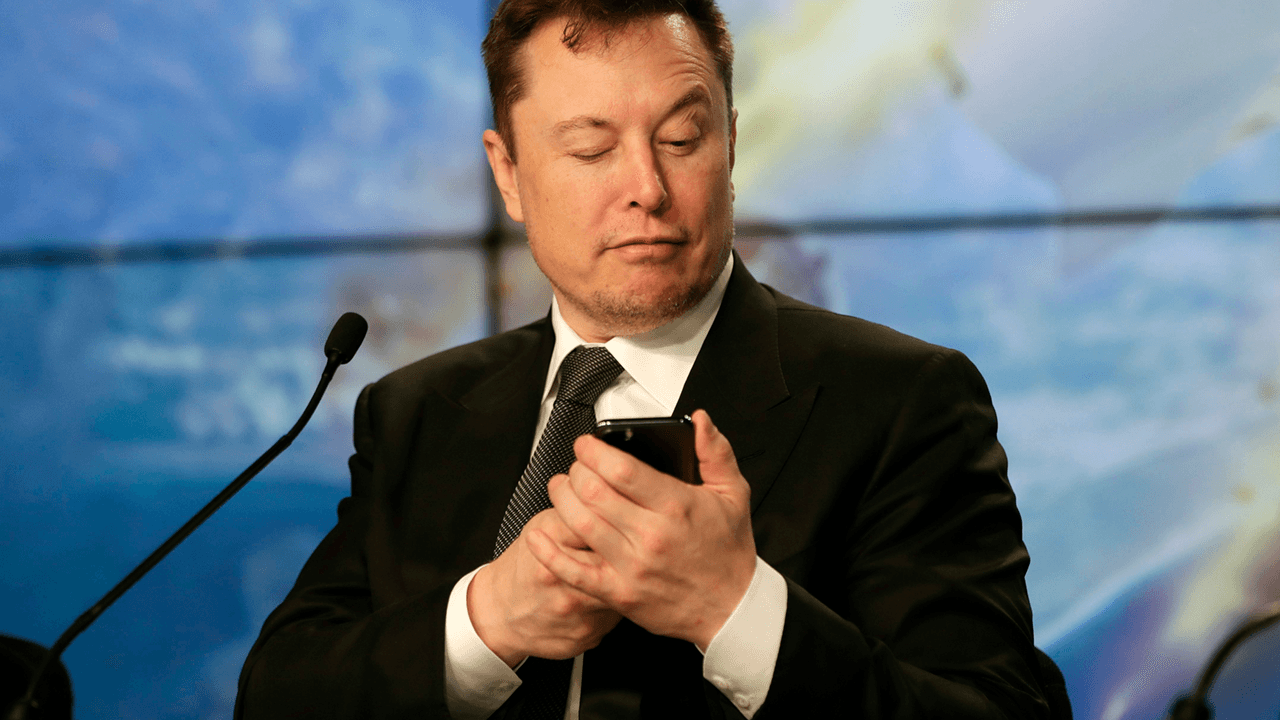Elon Musk's company must have black ownership to launch high-speed internet in South Africa