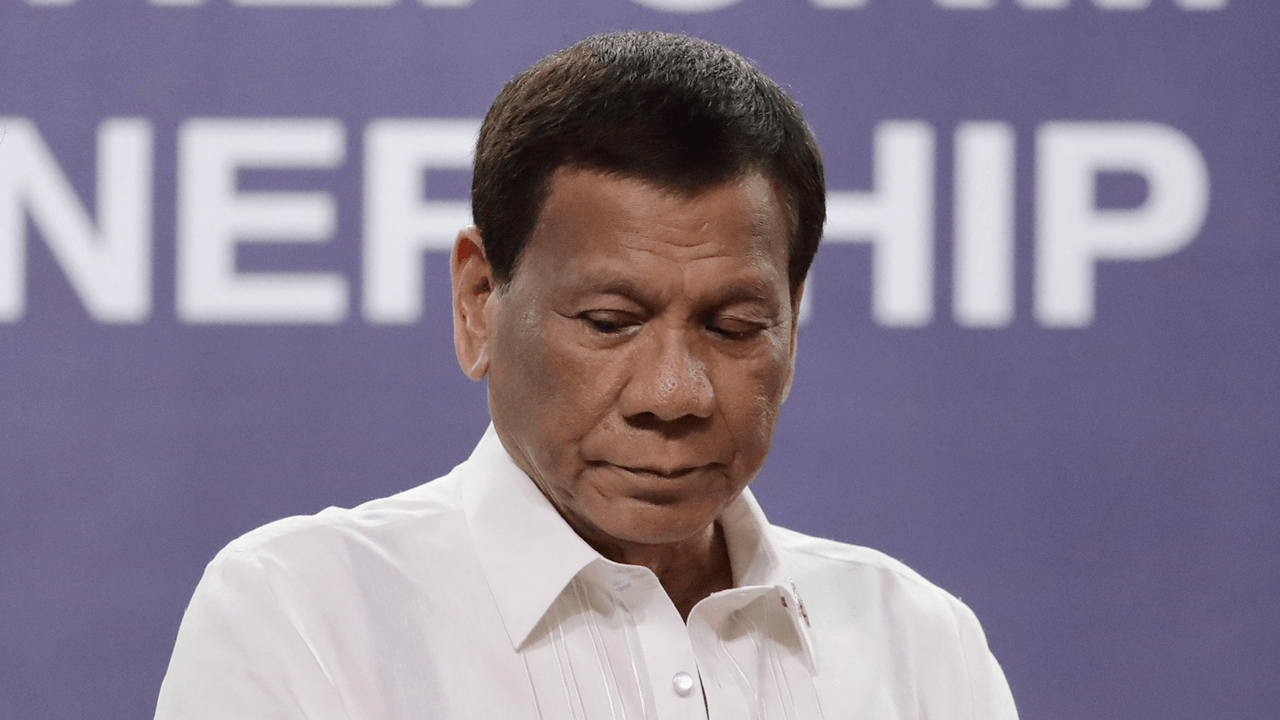 Duterte: Philippines will send in navy if China begins hunting for resources in disputed territory