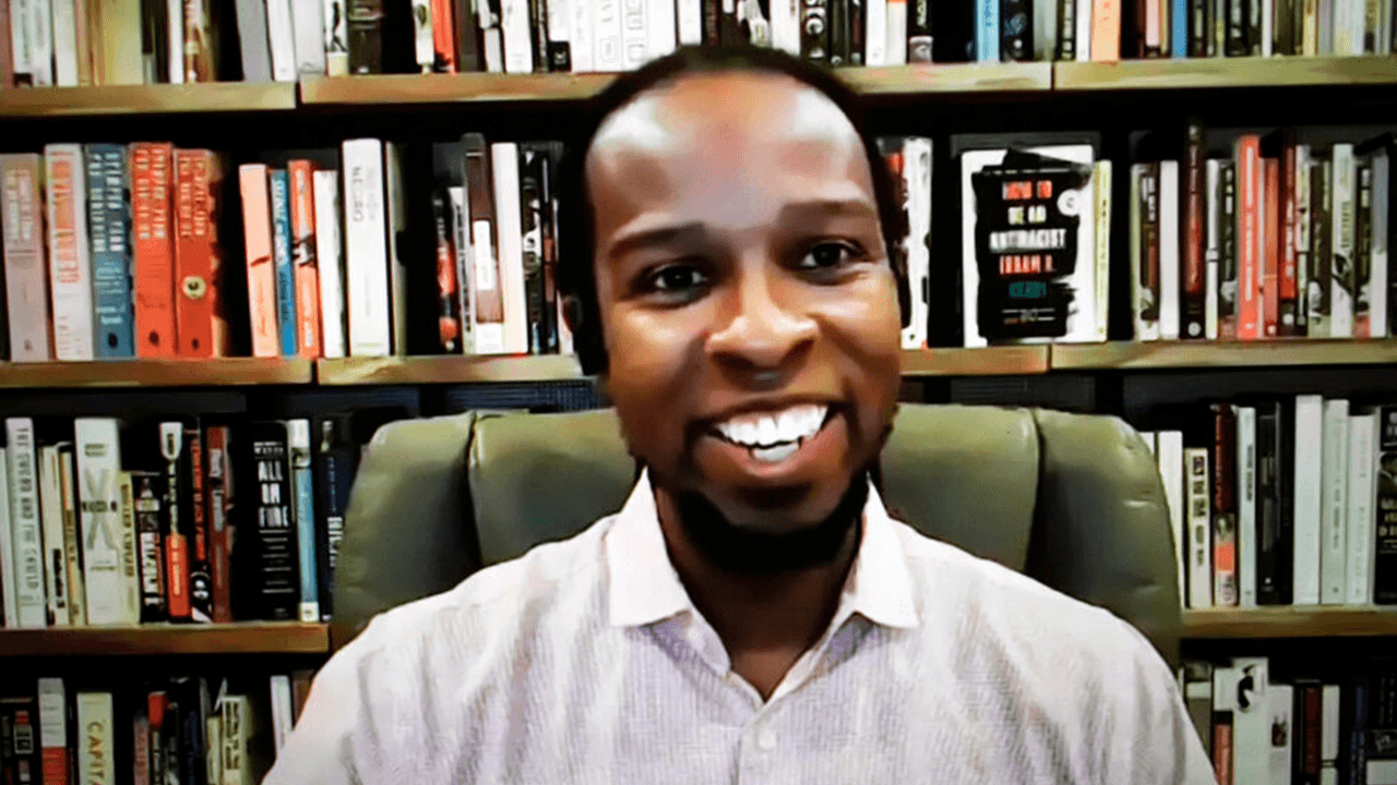 """Ibram Kendi defends LeBron James targeting officer who shot Ma'Khia Bryant: """"People are angry"""""""