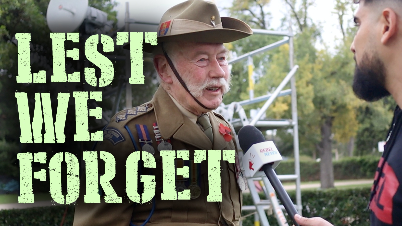 War heroes react to DISRESPECTFUL Anzac Day decision in Melbourne