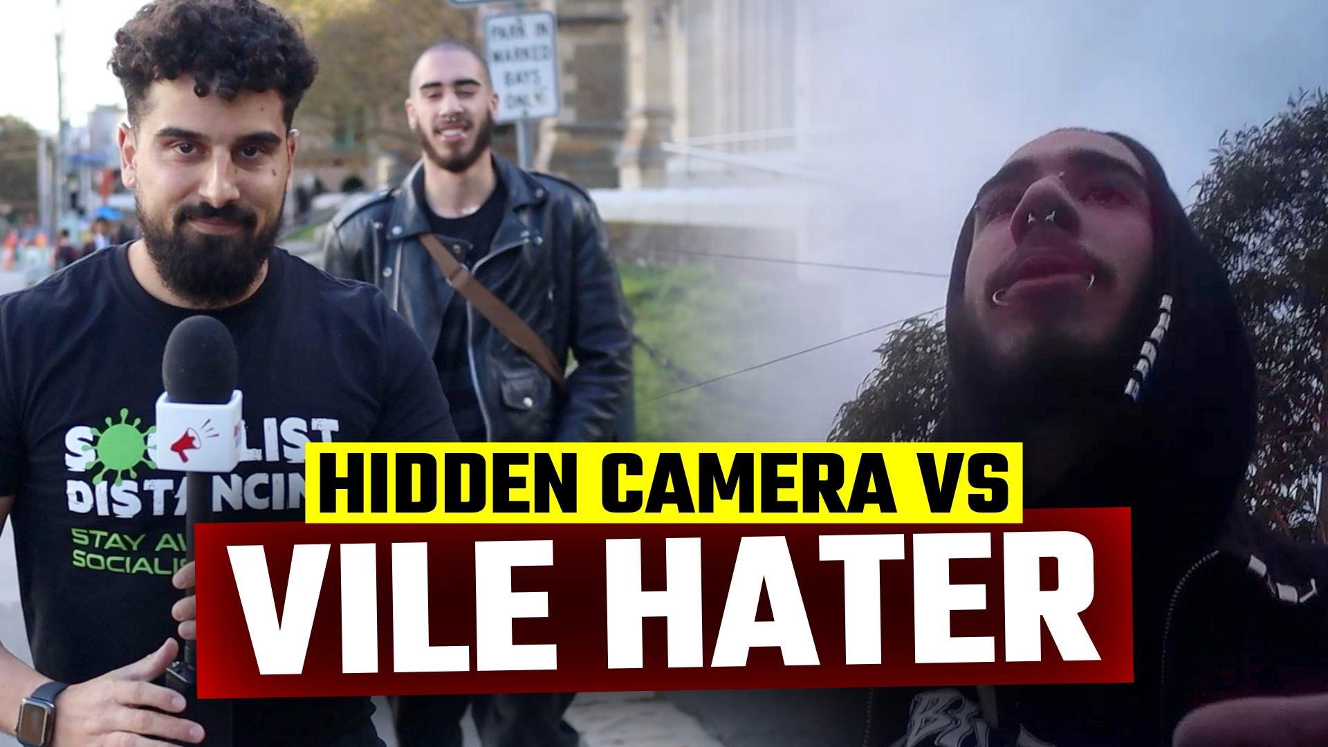 HIDDEN CAMERA: What my haters say when they don't know I'm filming